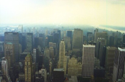 Smog �ber Manhattan