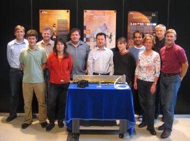 Hat in 12.000 arbeitsstunden das magnetometer der venus-sonde gebaut